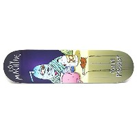 TOY MACHINE DECK(トイマシーン)デッキ COLLIN PROVOST LAST SUPPER・7.75