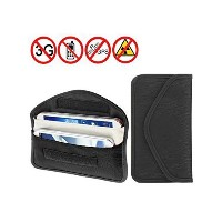 Toptekits 50 Pack Cell Phone GPS Rfid Signal Blocker Bag Case,prevents Tracking,cell Phone Anti-spy...