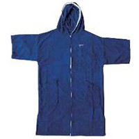 ignite イグナイト FULL ZIP UP PONCHO MICRO FIBER お着替えポンチョ/ MICROFIBER NAVY