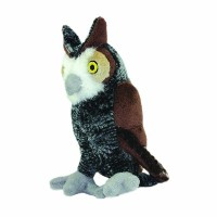 Mighty Jr Nature Owl by Mighty Dog Toys