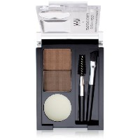 NYX Eyebrow Cake Powder, Dark Brown/Brown by NYX Cosmetics [並行輸入品]
