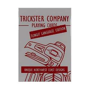 Trickster会社Northwest Coast Native Art Playing Cards