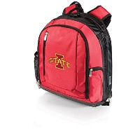 NCAA Iowa State Cyclones pt-navigator Coolerバックパック レッド