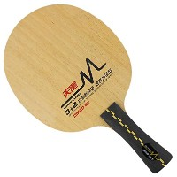 DHS DM。20Table Tennisブレードfor Ping Pong Racket、ロング( Shakehand ) -fl