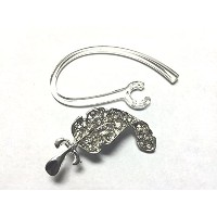 BSI 1pc Clear Earhook with Metal Part Inside for Plantronics Discovery 925 975 Modus HM1000 HM1100...