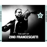 Bach/Beethoven/Brahms / Art Of Zino Francescatti (Box) (輸入盤CD)