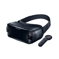 【Note8対応版】Samsung サムスン Galaxy Gear VR with Controller SM-R325【Note8対応モデル】 専用コントローラ付属 並行輸入品