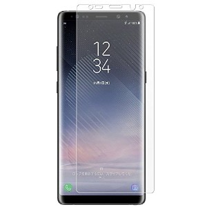 MS factory Galaxy Note 8 SC-01K / SCV37 液晶保護 フィルム ブルーライト カット ギャラクシー ノート fiel.D MXPF-gx-nt8-BL