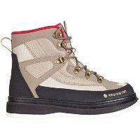 RedingtonレディースWillow川Wading Boot Fly Fishing – Felt Sole Sand Womens 10