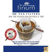 Finum 100-Cup Size Filters and Stick (2) by Finum
