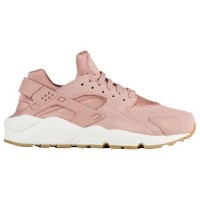 (取寄)Nike ナイキ レディース エア ハラチ Nike Women's Air Huarache Particle Pink Mushroom Sail Gum Med Brown