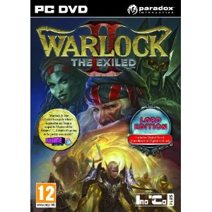 Warlock 2 The Exiled - Lord Edition (PC DVD) (輸入版)
