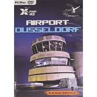 Airport Dusseldorf - For X-Plane 10 (PC DVD) (輸入版)