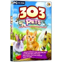 303 Pets - Includes Bunny, Kitty and Pony (PC CD) (輸入版)