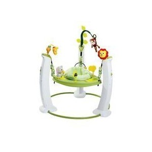 Evenflo ExerSaucer Jump & Learn Safari Friends by Unknown [並行輸入品]