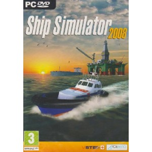 Ship Simulator 2008 (PC-DVD)