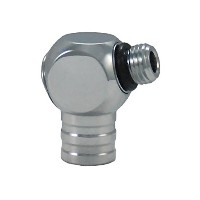 Storm 360 Degree Scuba Divers Regulator Hose Swivel Adapter by Storm Accessories