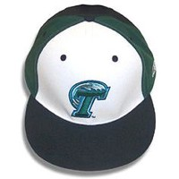 Tulane Green Wave Fitted Hat 63/ 4On The Field