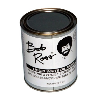 Bob Ross R6214 473-Ml Liquid White by BobRoss
