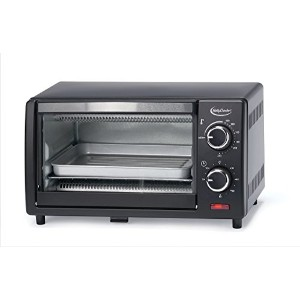Betty Crocker BC-1664CB Toaster Oven, 0.9 L, Black [並行輸入品]
