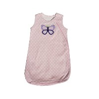 Carter's Wearable Blanket, Pink Butterfly, Small by Carter's