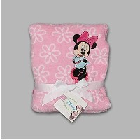 Disney Minnie Mouse Toddler/Baby Blanket by Disney