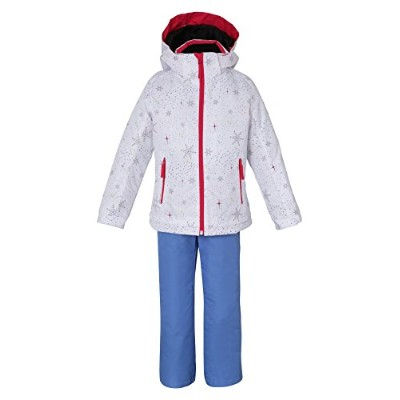 phenix(フェニックス) Snow Crystal Kid'S 2Piece PS7H22P75 WT 110