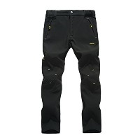 Zhhlinyuan 通気性のある アウトドア Multifunction Mountain Trousers Technical Pant Quick-drying Hardwearing for...