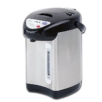 Ovente WA32S 3.2 Liter Insulated Water Dispenser with Boiler and Keep Warm Function,Black Stainless...