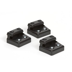 Daystar KU71117BK Black Cam Can Retianer Kit (Pack of 3) [並行輸入品]