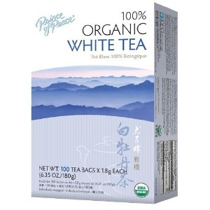 Prince of Peaceテつョ Organic White Tea 100ct by Prince Of Peace