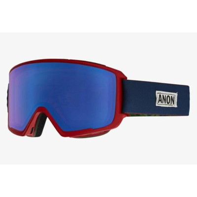 17/18 ANON M3 MPI/SONAR Blue by Zeiss, +FM Asian Fit