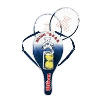 Wilson(ウイルソン) BEAR RACKET SET WRT6164E