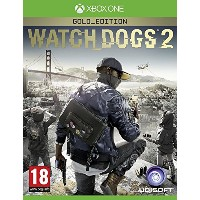 Watch Dogs 2 Gold Edition (Xbox One) (輸入版)