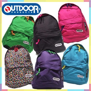 OUTDOOR PRODUCTS キッズ デイパック S コーデュラナイロン ポリエステル 子供用 リュックサック OUTDOOR PRODUCTS キッズ デイパック S 62234...