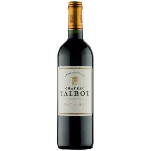 シャトー・タルボ 2002 Chateau Talbot, St. Julien, Bordeaux, France 75 cl
