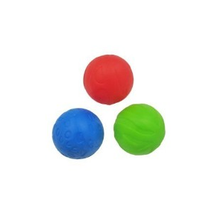 Fisher Price Sit to Stand / Playzone Replacement Balls - Set of 3 [並行輸入品]