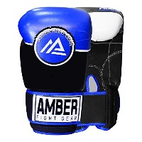 Amber Fight Gear Forceスパーリンググローブ16oz