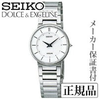 SEIKO ドルチェ&エクセリーヌ DOLCE&EXCELINE 女性用 腕時計 正規品 1年保証書付 SWDL147