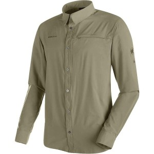 マムート メンズ トップス シャツ【Mammut Trovat Advanced Longsleeve Shirt】Dolomite