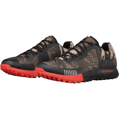 アンダーアーマー メンズ 陸上 シューズ・靴【Under Armour UA Horizon RTT Shoe】UA Barren Camo / Risk Red / Black