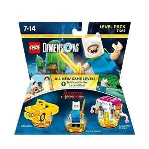 LEGO Dimensions: Adventure Time Level Pack (輸入版)