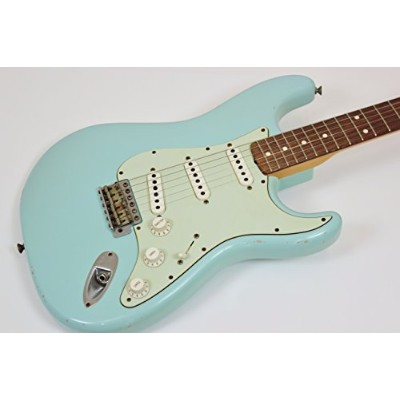 Fender Custom Shop 1960 Stratocaster with Matching Peg Head Stock Relic SNB
