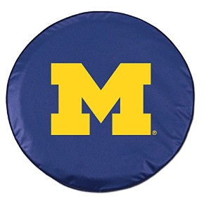 NCAA Michigan Wolverinesタイヤカバー