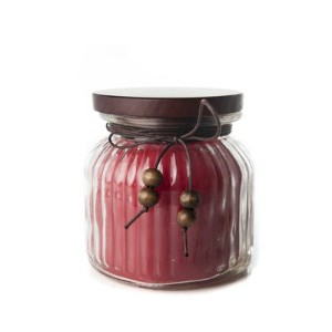 Flameless Jar Candleカラー: Canberry