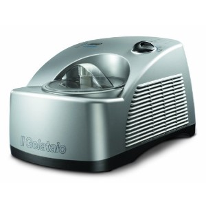 DeLonghi GM6000 Gelato Maker with Self-Refrigerating Compressor [並行輸入品]