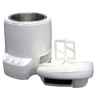 Total Chef TCIF06 Ice-Cream Factory 1-1/4-Quart Ice-Cream Maker by Total Chef [並行輸入品]