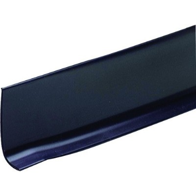 M-d Products 2-.50in. X 4 Black Cove Wall Base Vinyl Strips 75598