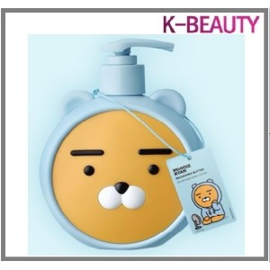 ★THE FACE SHOP★ Kakao Friends HOODIE RYAN BODY LOTION MILK SHEA BUTTER 500ML