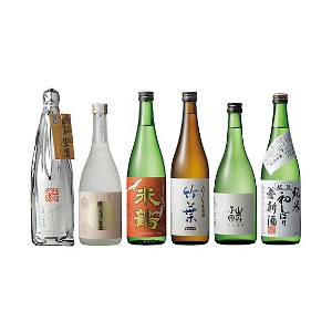 【SALE(三越)】 32.新酒しぼりたて日本酒6本セット 【三越・伊勢丹/公式】 お酒~~日本酒~~その他